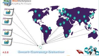 WordPress Currency Detector
