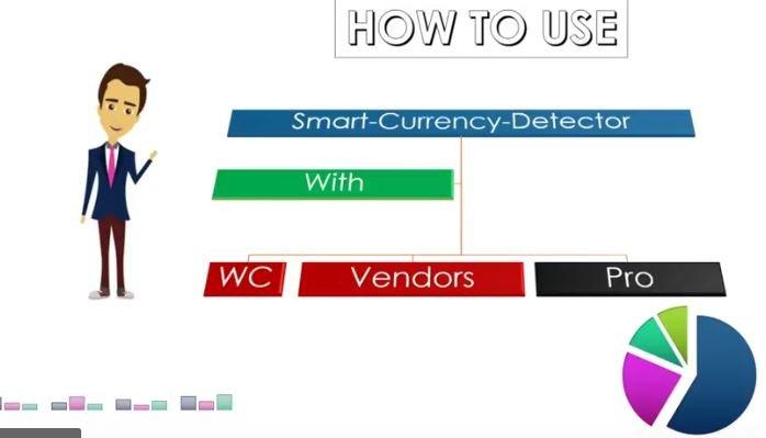 Smart Currency Detector
