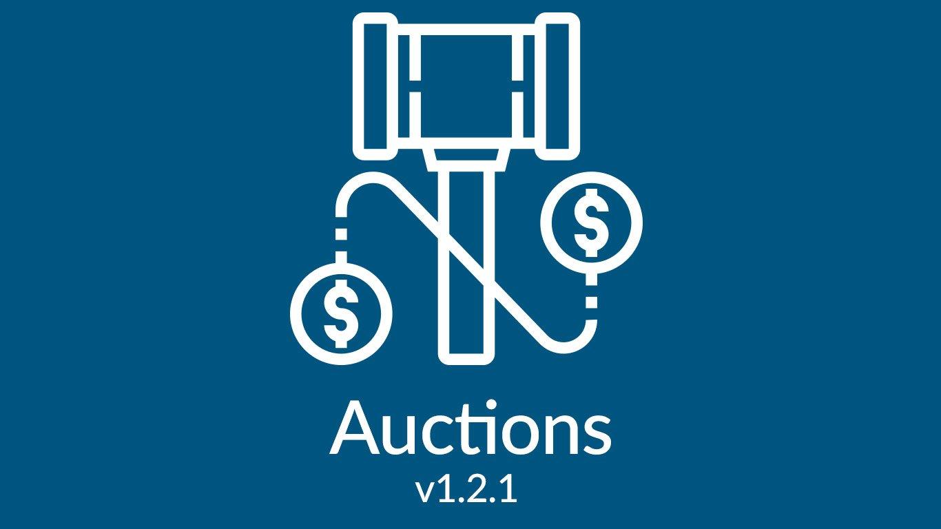 WC Vendors WooCommerce Simple Auctions 1.2.1