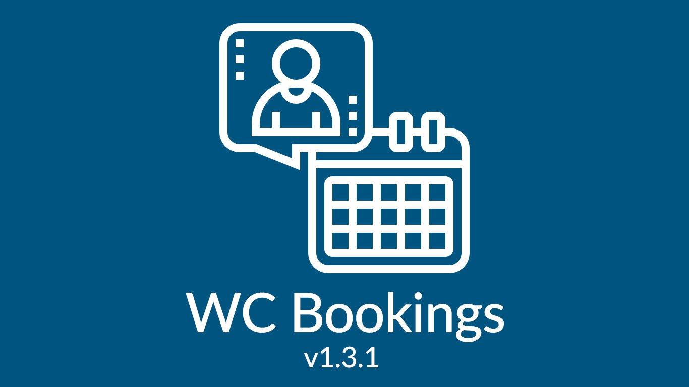WC Vendors WooCommerce Bookings v1.3.1