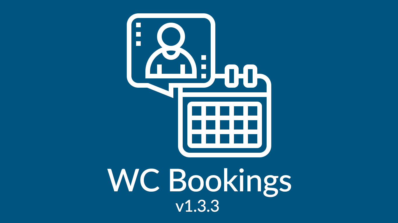 WC Vendors WooCommerce Bookings v1.3.3