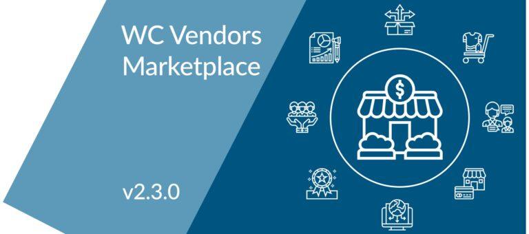 WC Vendors Marketplace v2.3.0